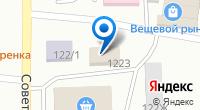 Компания Меховик на карте