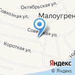 ДМС-Алтай на карте Бийска