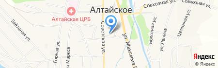 Гостехнадзор на карте Алтайского