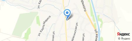 Клёвый на карте Алтайского