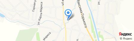 Хозмастер на карте Алтайского