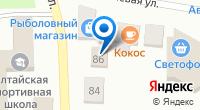 Компания Дик на карте