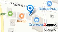 Компания Колорит на карте