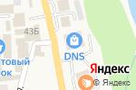 Схема проезда до компании Планета в Алтайском