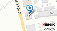 Компания Терем на карте