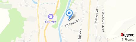Алтайская специальная коррекционная общеобразовательная школа-интернат VIII вида на карте Алтайского