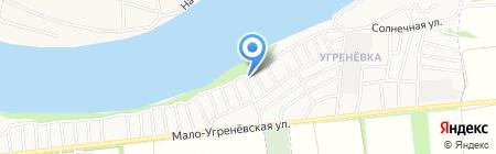 Аварийная служба эвакуации на карте Бийска