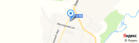 Шарм на карте Алтайского