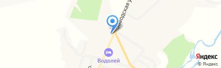 Автосервис на карте Алтайского