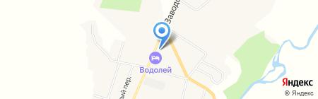 Алтайское дорожное ремонтно-строительное управление на карте Алтайского