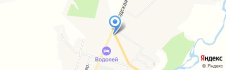 Ташкент на карте Алтайского
