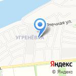 Культурно-спортивный центр на карте Бийска
