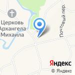 Администрация Нижнекаменского сельсовета Алтайского района на карте Бийска