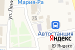 Схема проезда до компании Детская школа искусств в Советском