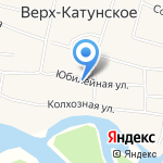 Врачебная амбулатория на карте Бийска