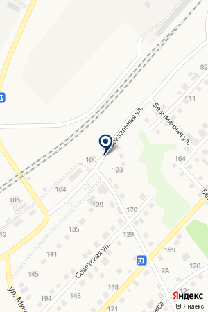 ВНЕВЕДОМСТВЕННАЯ ОХРАНА на карте Топков