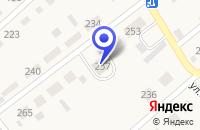 Схема проезда до компании МАГАЗИН ПРОДУКТЫ в Топках