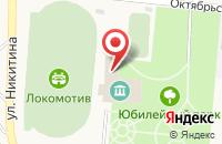 Схема проезда до компании ЮРИСТЫ в Астрахани