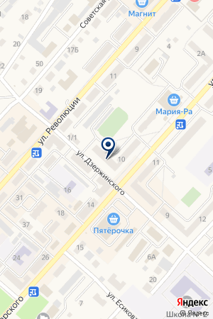 ГП ЦЕНТР ИНВЕНТАРИЗАЦИИ ЦЕНТР ТЕХНИЧЕСКОЙ ИНВЕНТАРИЗАЦИИ на карте Топков