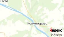 Отели города Писаная на карте