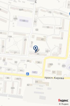 МИНИПЕКАРНЯ ЗИБОРОВ В.В. на карте Тайги
