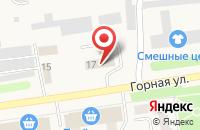 Схема проезда до компании Районная Компания Жилищно-Коммунальных Услуг в Топках