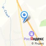 ГАЗОЙЛ на карте Шебалино