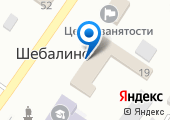 Отдел архитектуры Шебалинского района на карте