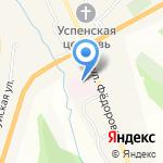 Шебалинская центральная районная больница на карте Шебалино
