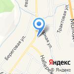 Уголовно-исполнительная инспекция по Республике Алтай на карте Шебалино