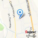 Шебалинский районный отдел службы судебных приставов на карте Шебалино