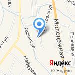 Горно-Алтайский центр по гидрометеорологии и мониторингу окружающей среды на карте Шебалино