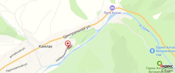 Комплекс «Михайлово» на Яндекс.Картах