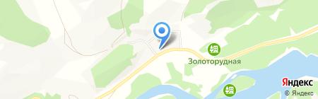 Машенька на карте Черемшанки