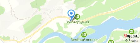 Адару на карте Черемшанки