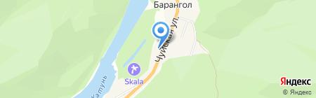 Три богатыря на карте Барангла
