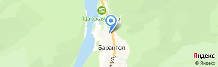 Лилианна на карте Барангла
