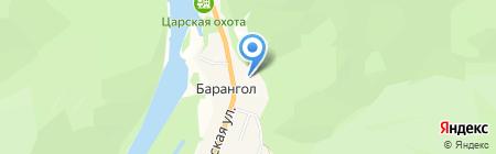 Пекарня на карте Барангла