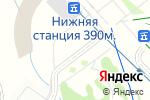 Схема проезда до компании Магазин в Озерном