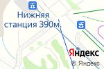 Схема проезда до компании Smartsnow в Озерном