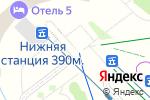 Схема проезда до компании Манжерок в Озерном