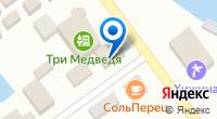 Компания Метелица на карте