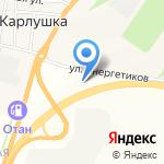 АГНКС на карте Маймы