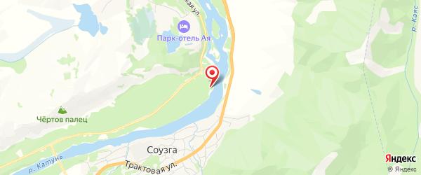 Туркомплекс «Империя туризма» на Яндекс.Картах