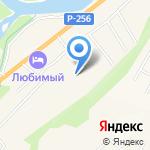 Алтайские металлы плюс на карте Маймы