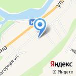 Магазин автозапчастей для КАМАЗ на карте Маймы