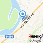 Старк на карте Маймы