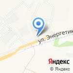 МРСК Сибири на карте Маймы