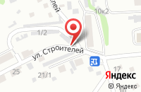 Схема проезда до компании Д и М в Горно-Алтайске