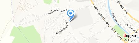 Строй Портал на карте Горно-Алтайска